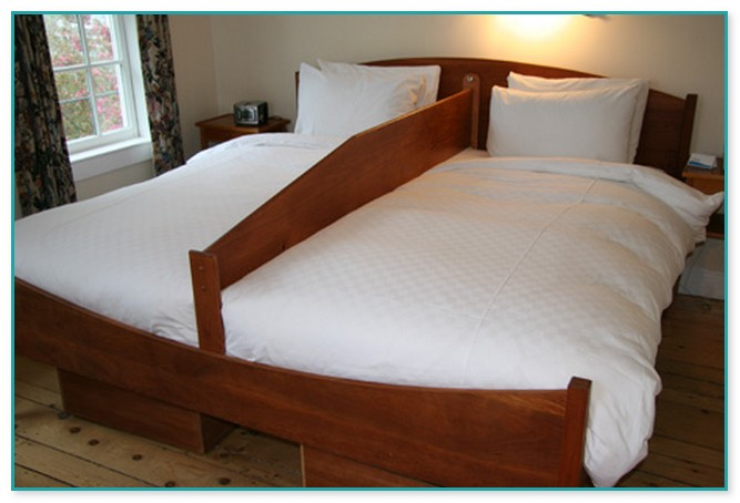 Bed Divider For Couples