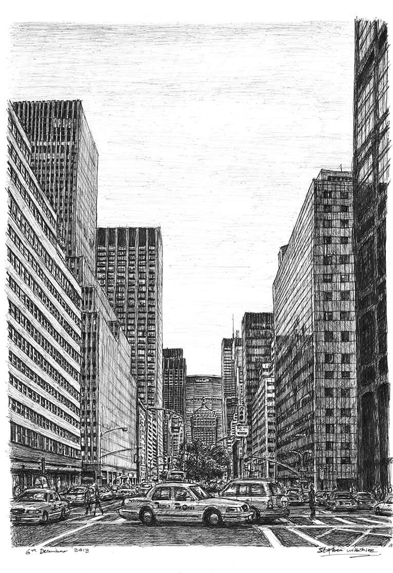 Prints New York Fresh