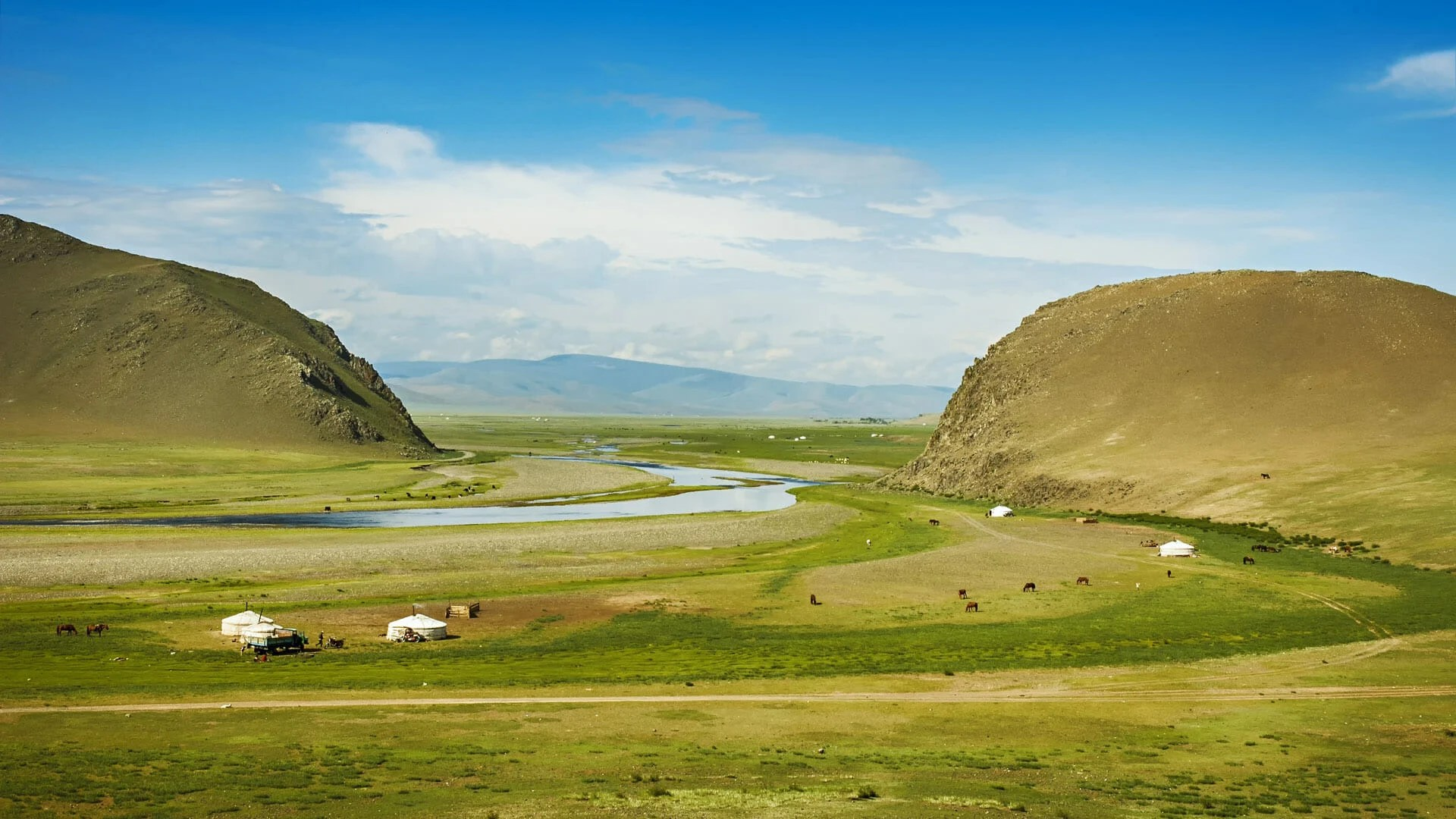Highlights Of Mongolia Suggested Itinerary Steppes Travel