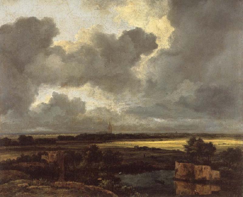 Jacob Van Ruins Ruisdael