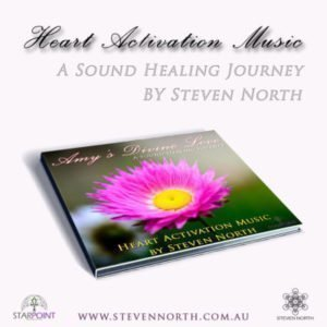 Amy's Divine Love (Heart Activation Music) by Steven North
