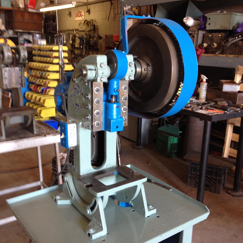 187 Presses Punch Mechanical Hydraulic Obi Metal