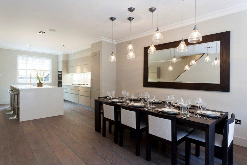 Some Dining Room Mirrors Ideas Interior Design Inspirations