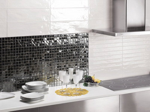 Modern Kitchen Wall Tiles Design