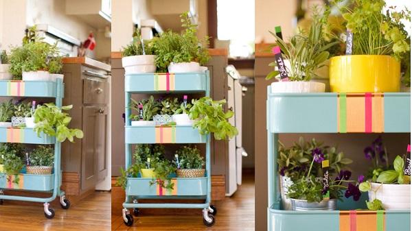 Design Your Own Kitchen Cart