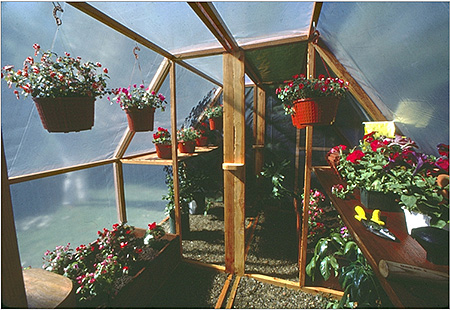 The Stevenson Projects Modular Greenhouse
