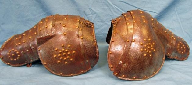 Upper Arm Guards