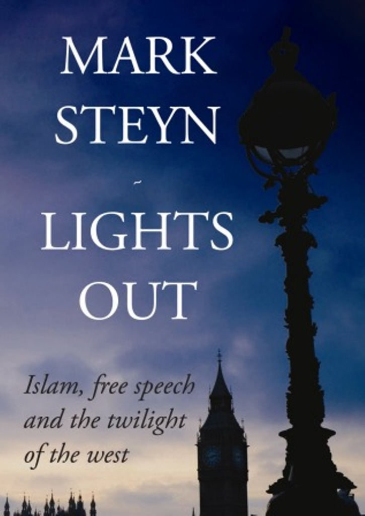 Mark Steyn Lights Out