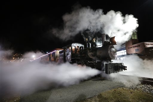 All aboard 'The Polar Express' – St George News