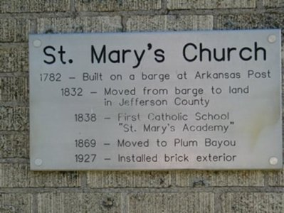 St  Mary Catholic Church Picture
