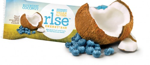 Rise Energy Bar: #Gluten-Free Review