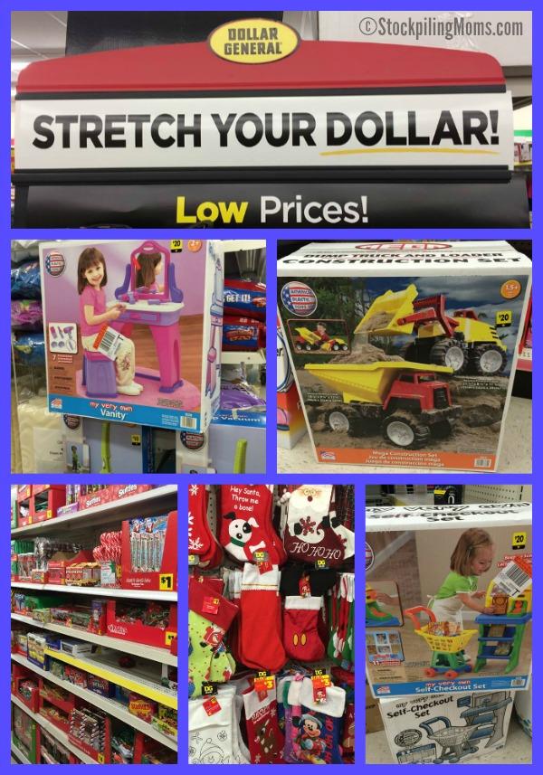 Dollar General Toys Kids