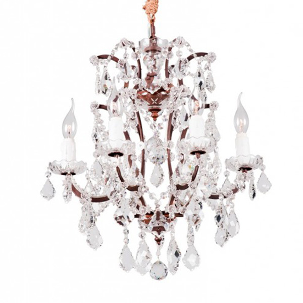 timothy oulton crystal chandelier small # 0