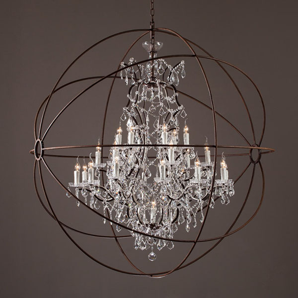 timothy oulton crystal chandelier small # 27