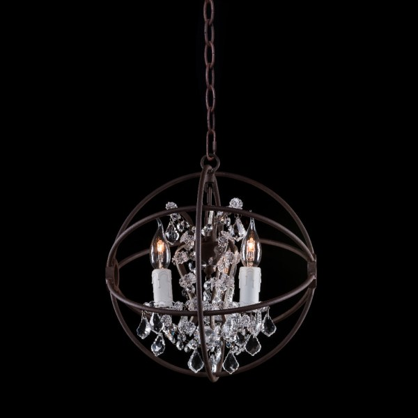 timothy oulton crystal chandelier small # 14