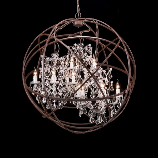 crystal chandelier # 64