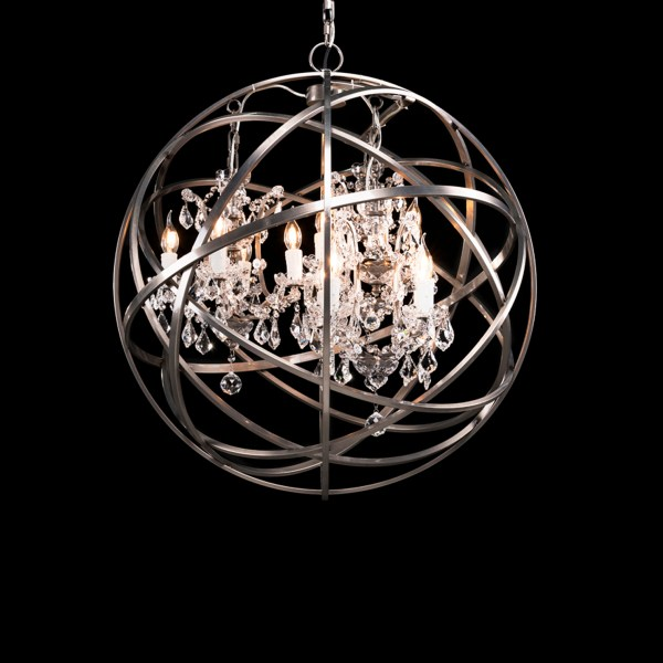 timothy oulton crystal chandelier small # 6