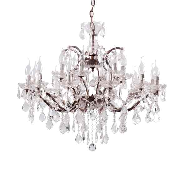 crystal chandelier # 68