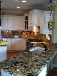 Custom Kitchen Countertops Available in Indianapolis IN Indianapolis Stone Kitchen Countertop