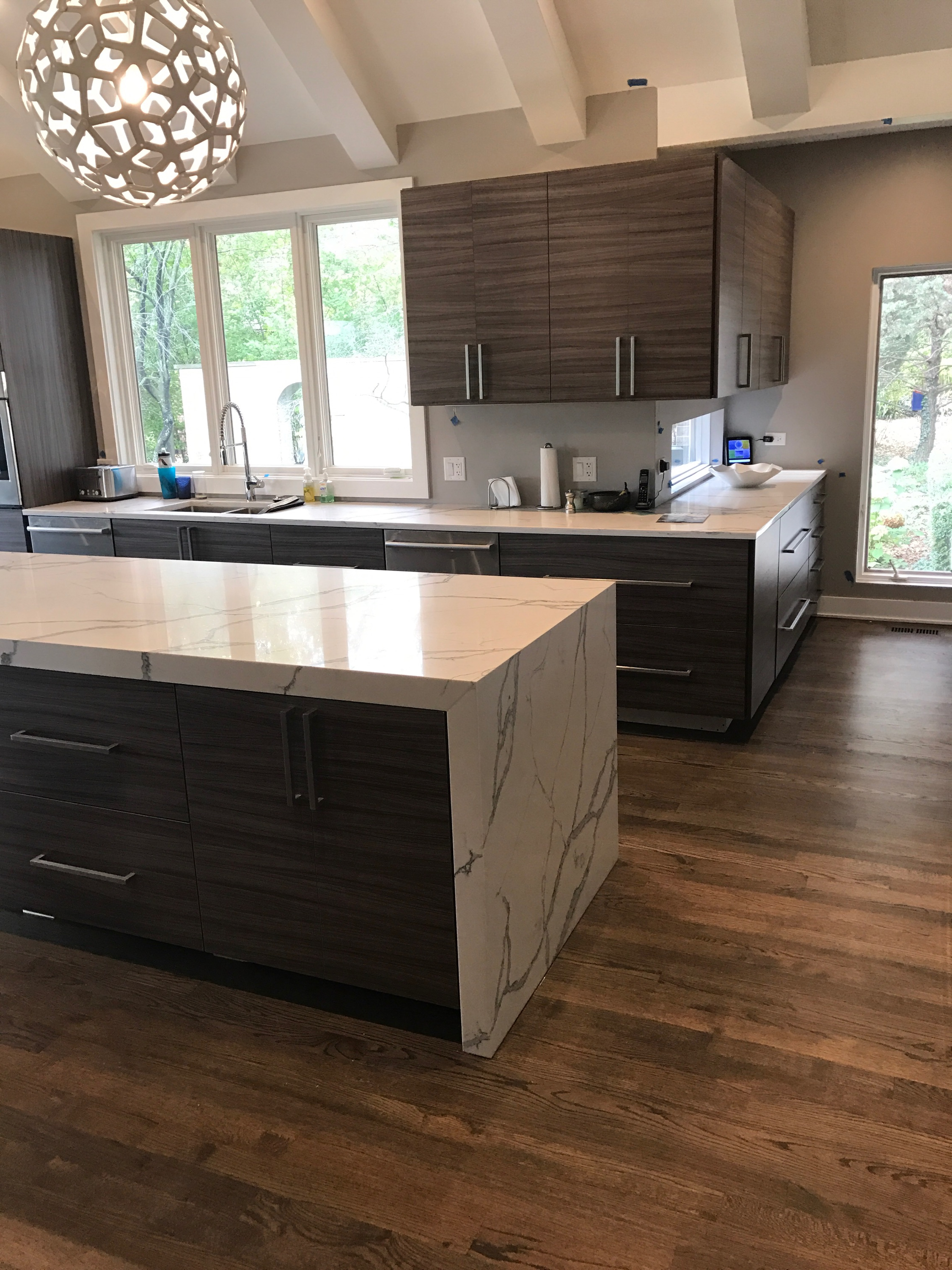 Calcutta Quartz In Barrington Il Stonetek Design