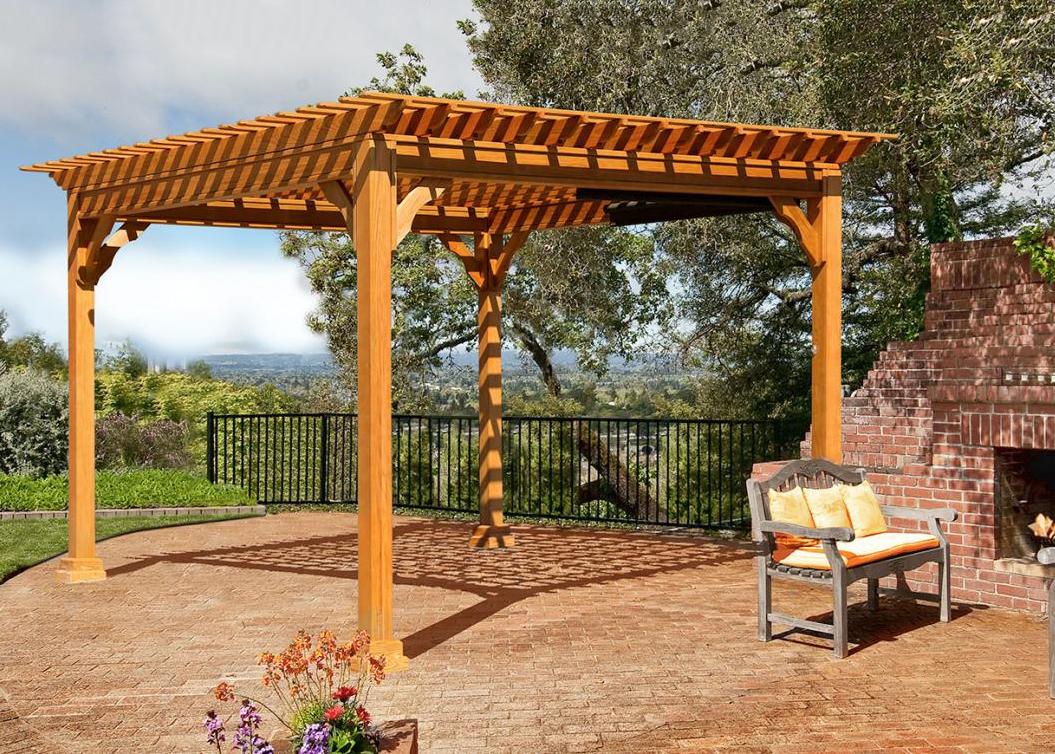 Gazebos Pergolas Amp Pavilions Pine Creek Structures