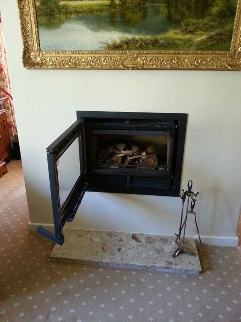 How To Fit A Cassette Wood Burning Stove Step By Step