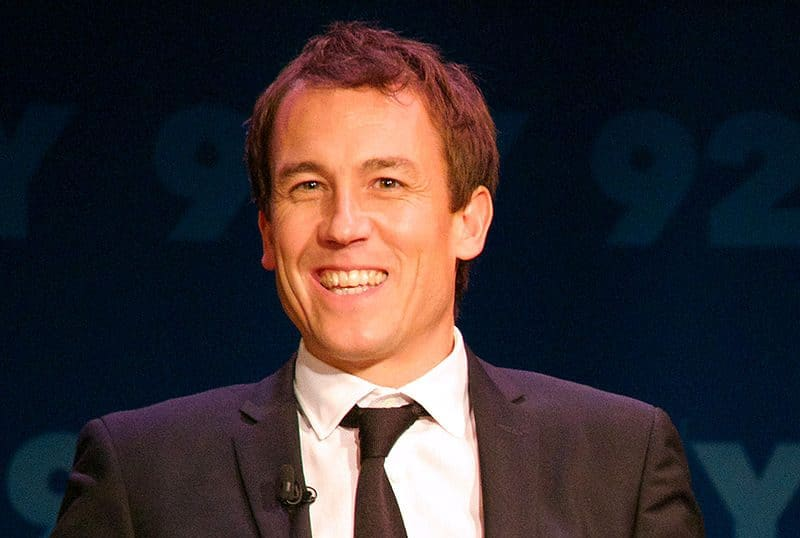 Tobias Menzies star of The Crown
