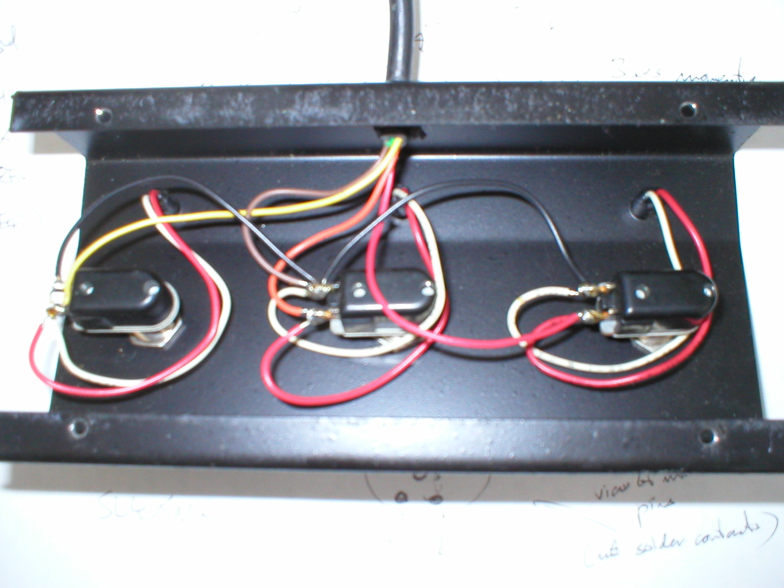 Wiring Diagram For Motorguide Foot Pedal