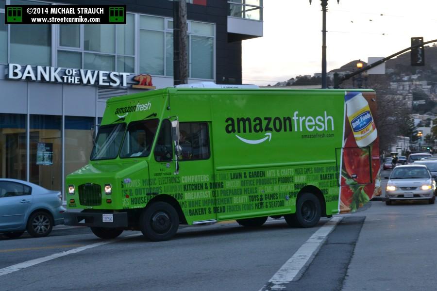 Amazon Fresh San Antonio
