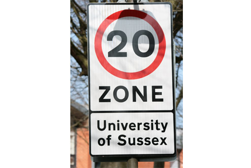 Sussex 20 Zone