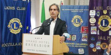 """Reggio Calabria, Falcomatà: """"Il Pnrr grande occasione. Serve meridionalismo positivo"""""""
