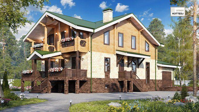Особенности строительства загородных домов в Подмосковье