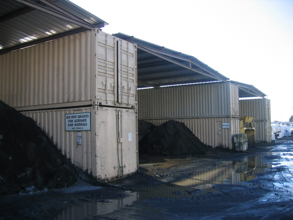 Steel Truss Roof On Containers Kf215 249 Precision