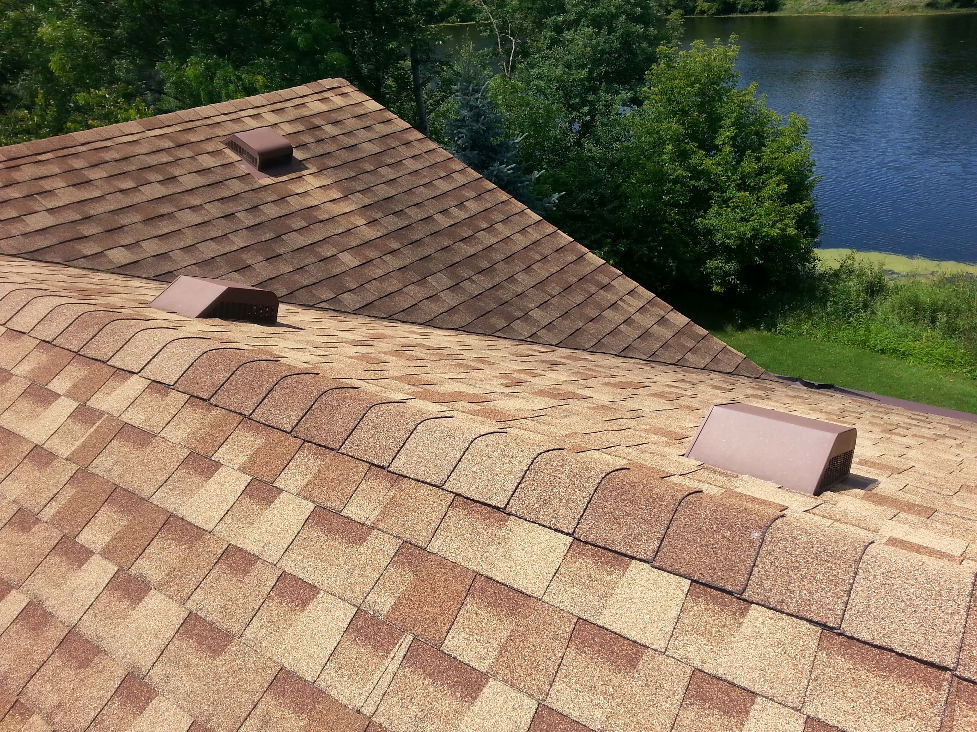 Best Kitchen Gallery: Roof Replacement Part 1 Should Contractors Use Gaf Owens Corning of Architectural Shingles  on rachelxblog.com