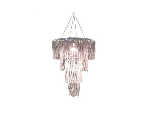 crystal chandelier tiered # 80
