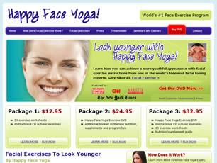 happy face yoga # 51