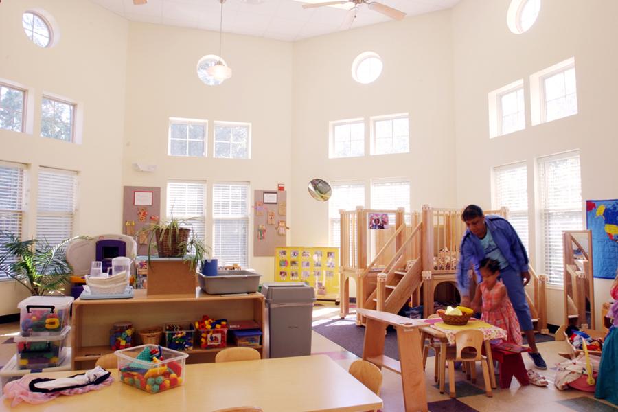 Duke University Children's Center | StudioMLA Architects