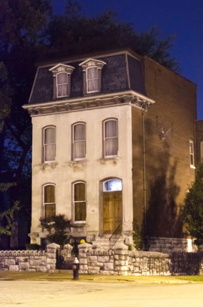 A Walk Through The Lemp Haunted Mansion Student Life