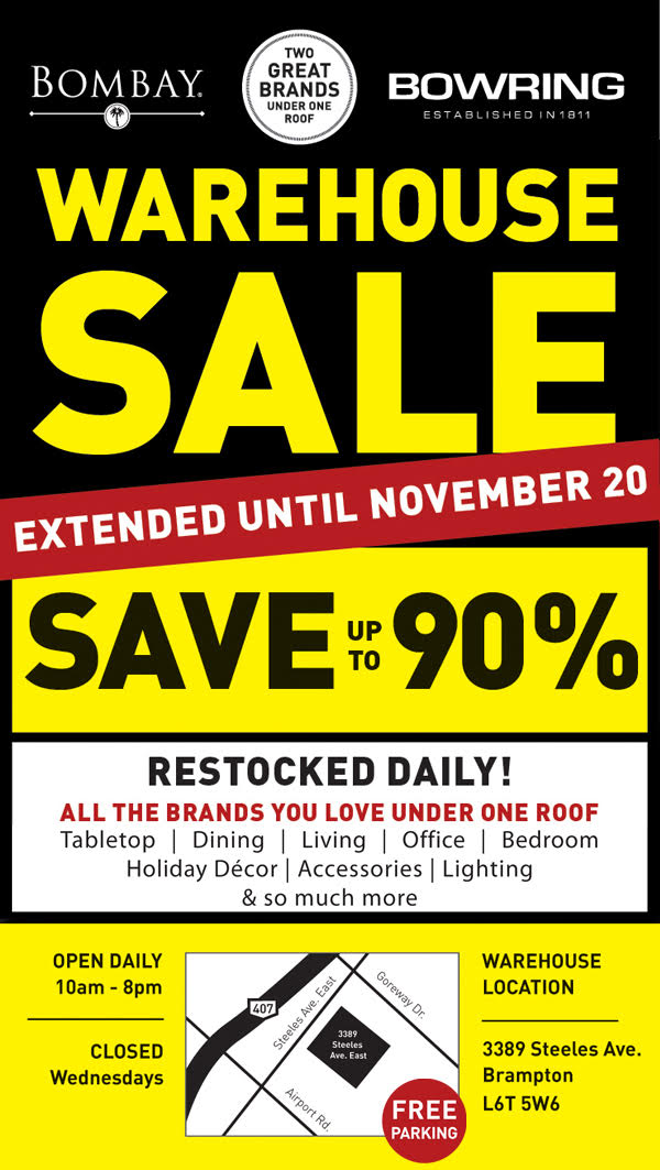 National Warehouse Furniture Sales