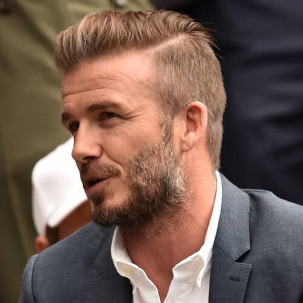 49 Of David Beckham's Best Hairstyles (with Tutorial)