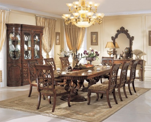 19 Luxury Dining Rooms In Traditional Style Style Motivation