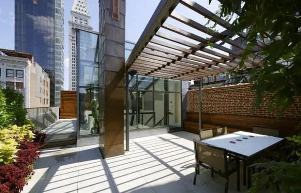 14 Amazing Rooftop Pergola Design Ideas Style Motivation