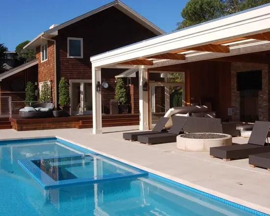16 Lovely Pool Cabana Design Ideas