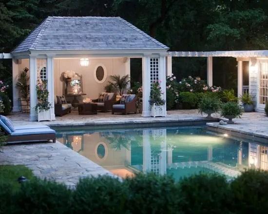 16 Lovely Pool Cabana Design Ideas Style Motivation