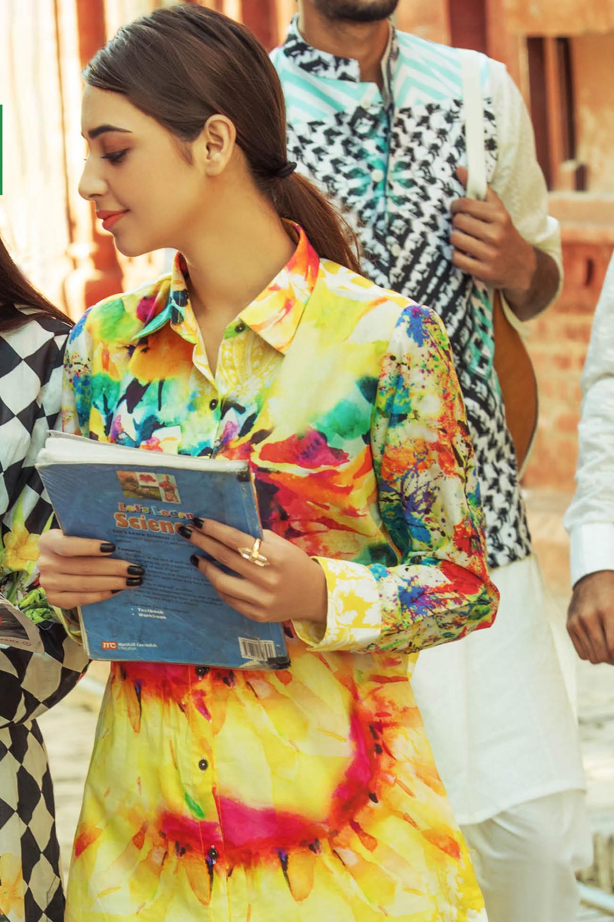 Pakistani Fashion Trends 2014