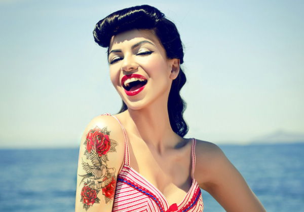 A Pin Up Girl Guide