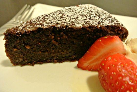 Cake Frangelico Italian Love Recipe