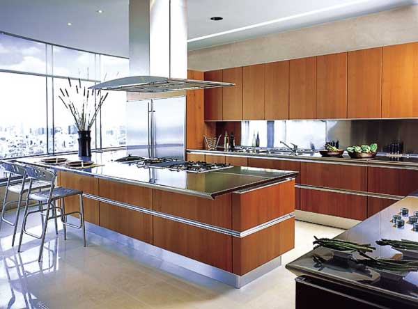 Kitchen Interior Design Usa
