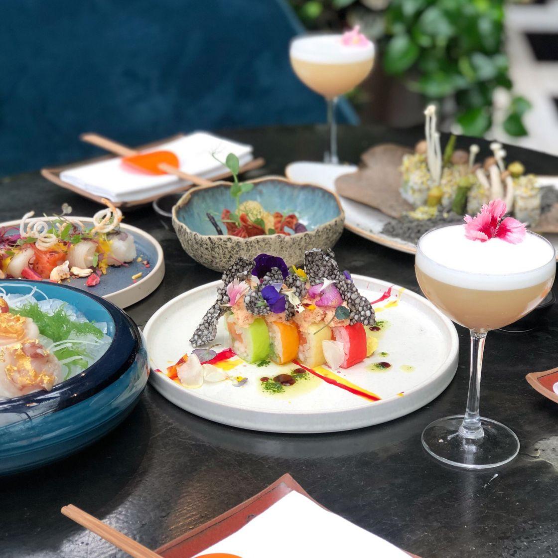 Sushi Restaurants Covent Garden