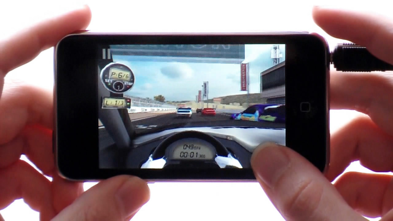 The Top 10 Racing Games for the iPhone   Sub5zero The Top 10 Racing Games for the iPhone